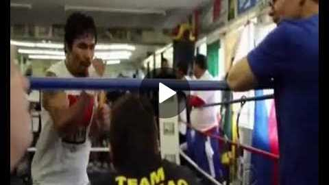 Manny Pacquiao - Motivational & Inspirational Video !!