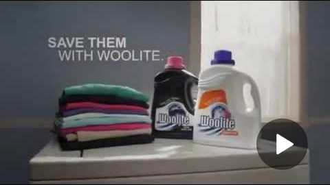 Rob Zombie's Woolite Commercial