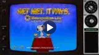1988 - Metropolitan Life - Peanuts Track & Field