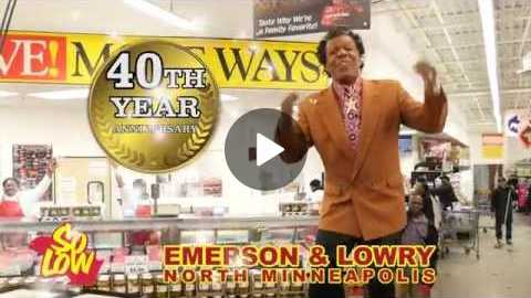 'So Low Grocery' TV Commercial starring Fancy Ray!!!