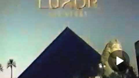 Luxor Las Vegas Commercial 2005