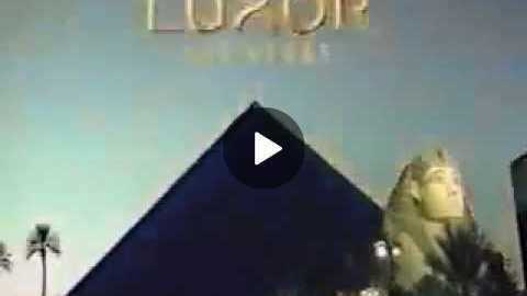 2006 - Luxor Las Vegas Commercial