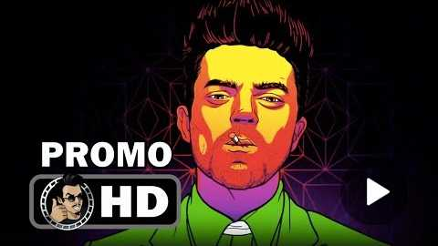 PREACHER Season 3 Official Promo Trailer 'Faces' (HD) Dominic Cooper AMC Series