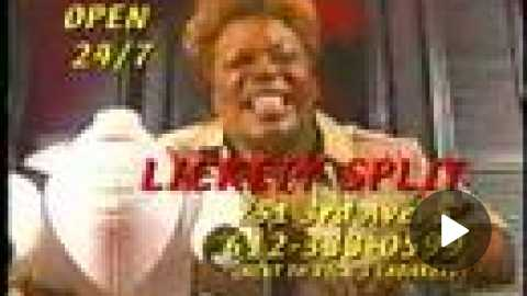 Fancy Ray / Lickety Split TV Commercial