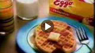 Eggo Waffles (2001 Original)- Monster Girl