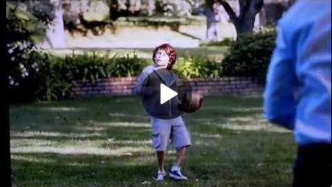 Volkswagen Commercial - Father Son Baseball/Catch