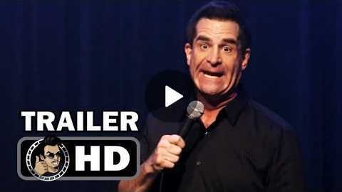 TODD GLASS: ACT HAPPY Official Trailer (HD) Netflix Comedy Special