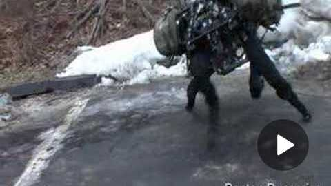 Boston Dynamics Big Dog (new video March 2008)