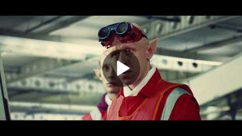 The Argos Christmas TV ad 2017 - #ReadyForTakeOff