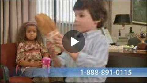 Nationwide Auto Insurance Commercial 'Bank Brat'