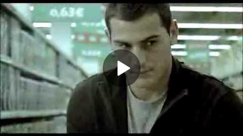 Iker Casillas in funny commercial