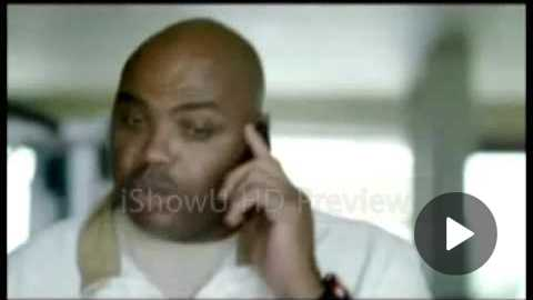 Dwyane Wade and Charles Barkley Commercial