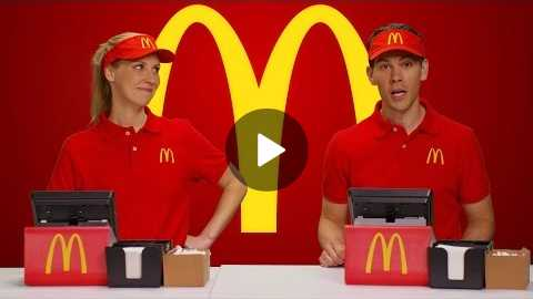 McDonald's Shocking New Commercial (Parody)
