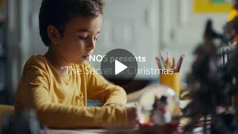 The Secret of Christmas - NOS Christmas Ad 2017