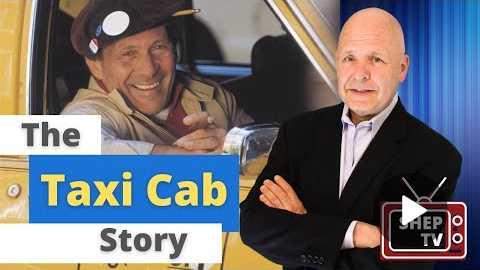 Shep Hyken Amazing Customer Service Taxi Cab Story by Customer Service Speaker