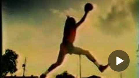 Michael Jordan Air Jordan 1 commercial