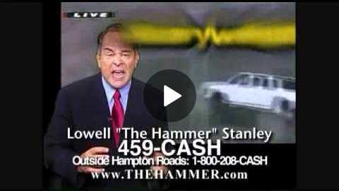 Lowell 'The Hammer' Stanley: Heavyweight, Battle Scarred Old Pro- 2010