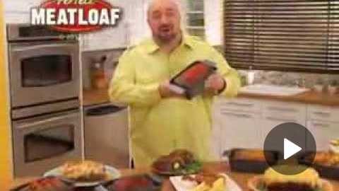 Perfect Meatloaf Commercial - As Seen On TV