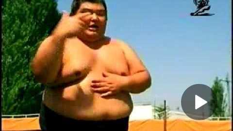 Pepsi-Cola 'Sumo Rematch'
