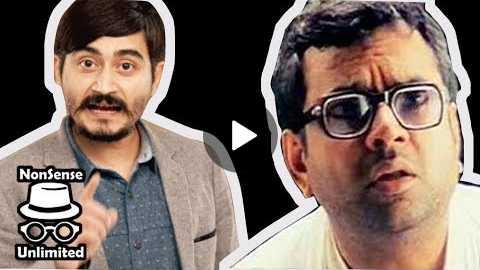 Trivago Hotel wale Bhaiya vs Paresh raval as Baburao Rakh Teri maa ki Comedy Mixture