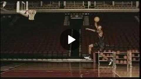 Michael Jordan 'Tell Me' Nike Commercial