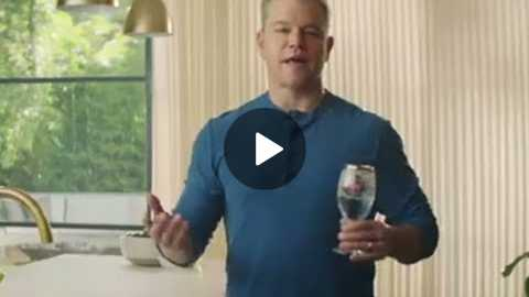 Stella Artois Super Bowl Commercial 2018 Matt Damon
