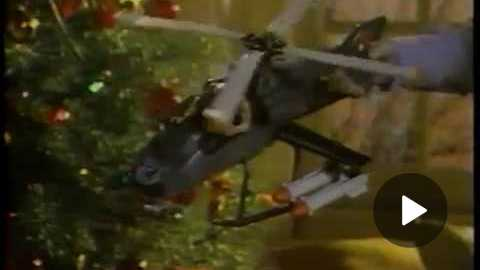 Toys 'R' Us Rambo Toys Christmas (1986)