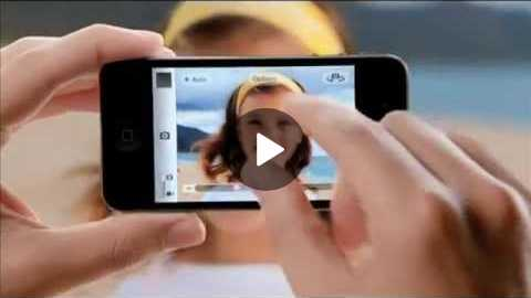 Aircel iPhone 4S Camera TV ad