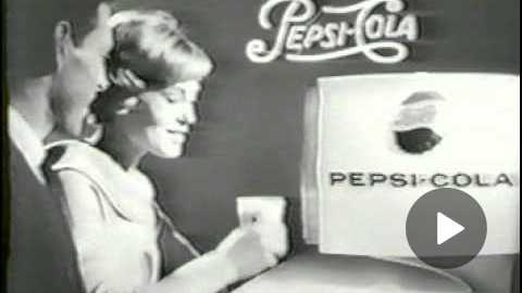 1964 Pepsi-Cola Commercial