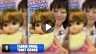 10 Most Disturbing Children's Toys Ever