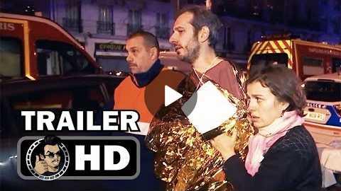 NOVEMBER 13 - ATTACK ON PARIS Official Trailer (HD) Netflix Documentary Series