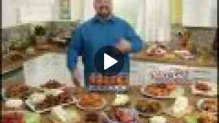 As Seen On TV - Perfect Wings - Direct Response Infomercial - 2013