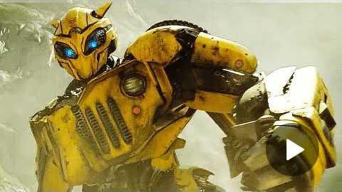 BUMBLEBEE Trailer (2018) New Transformers Movie