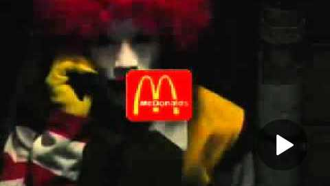 Weird McDonalds Commercial