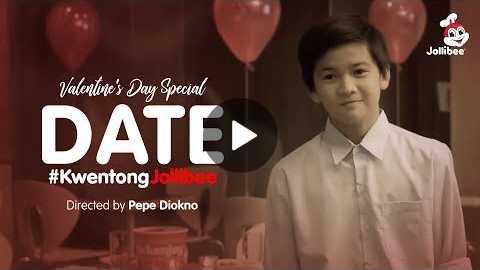 Kwentong Jollibee Valentine Series: Date