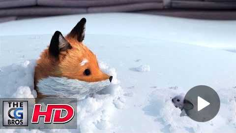 CGI **Award Winning** 3D Animated Short: 'A Fox And A Mouse' - by ESMA | TheCGBros