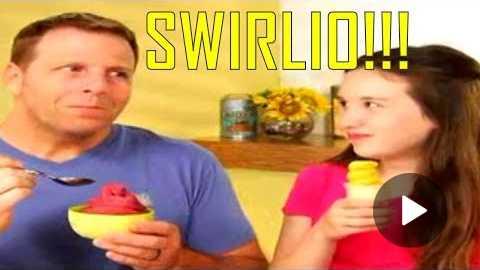 Swirlio As Seen On TV Commercial Swirlio As Seen On TV Frozen Fruit Dessert Maker As Seen On TV Blog