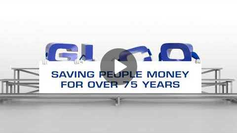 75 years - GEICO Logo Littles