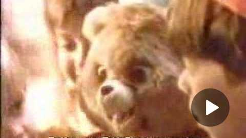 1980's Teddy Ruxpin & Grubby Commercial