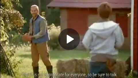 Bayer Aspirin commercial - Wake Up Call
