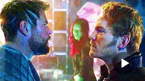 AVENGERS 3 'Star Lord vs Thor' Tv Spot Trailer (2018)