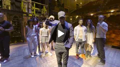 Hamilton: An American Musical 360 - Wait For It