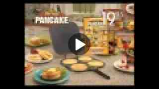 Perfect Pancake | Perfect Pancake As Seen On Tv Commercial