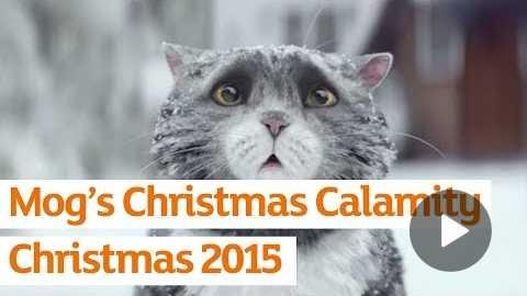 Mogs Christmas Calamity   Sainsburys Ad   Christmas 2015
