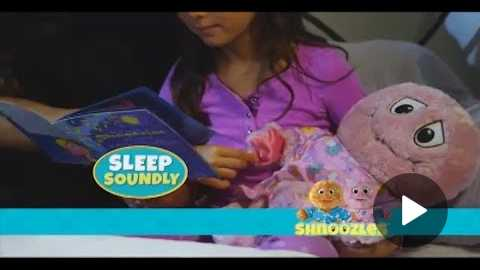 Shnoozles As Seen On TV Commercial Shnoozles As Seen On TV Natural Sleep Solution For Kids