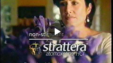 Strattera - Atomoxetine HCI - 2004