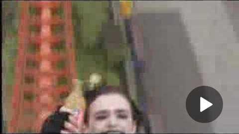 irn-Bru Goth Holiday rollercoaster