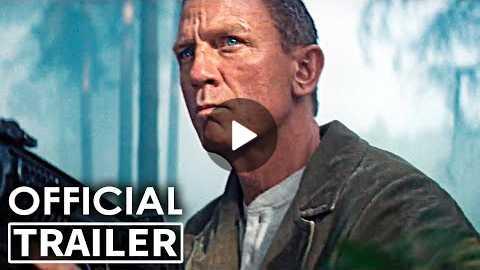 NO TIME TO DIE 'James Bond is Under Attack' Trailer (NEW 2020)