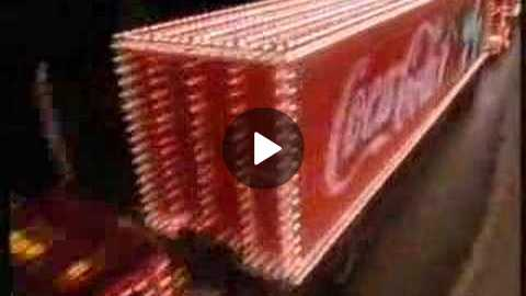 Coca Cola Christmas Trucks Long Version