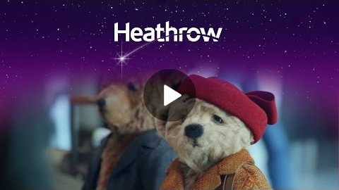 Coming Home for Christmas | Heathrow Airport